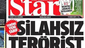 Star manşetten duyurdu: Haber ve köşe yazıları da artık terör kapsamına alınabilecek!