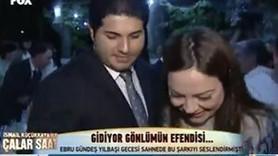 Fox TV'den Ebru Gündeş ve Reza Zarrab'a klipli gönderme!