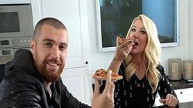 Seda Sayan pizza reklamına kola davası açtı!