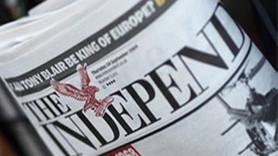 """Ve Independent gazetesi """"stop"""" dedi"""
