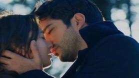 Burak Özçivit - Neslihan Atagül öpüştü