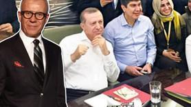 Ertuğrul Özkök'ten o fotoğrafın perde arkası! Sanki ilahi bir kudret Erdoğan'ın uçağının...