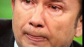 Tanju Çolak canlı yayında hüngür hüngür ağladı!
