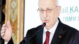 TBMM Başkanı'nın sözleri sosyal medyayı salladı: Laiklik yeni anayasada olmamalı!