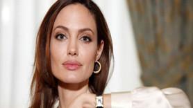 Angelina Jolie günden güne eriyor!