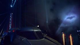 Batmobile 3. Köprü'den böyle geçti!