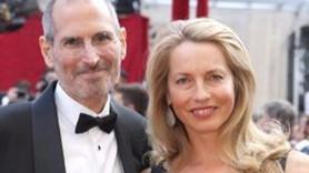 Steve Jobs'tan eşine dudak uçuklatan servet!