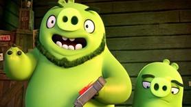 Angry Birds bu kez sinemaları dağıtıyor!