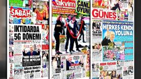 İktidara yakın gazeteler: Can Dündar'a silahlı saldırı 'Tam bir tiyatro!'