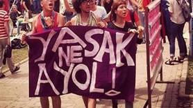 İstanbul Valiliği'nden LGBTİ yürüyüşlerine Taksim yasağı!