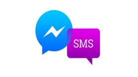 Facebook şimdi de SMS'e el attı!