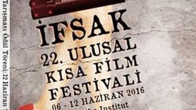 22. Ulusal İFSAK Kısa Film Festivali bugün başlıyor