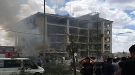 Midyat İlçe Emniyet Müdürlüğü'ne bombalı saldırı: 4 şehit 30 yaralı