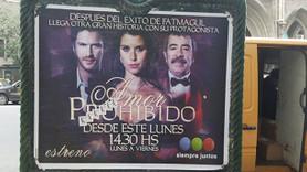 Aşk-ı Memnu, Buenos Aires caddelerinde