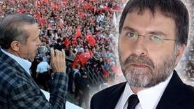 Ahmet Hakan'dan Cumhurbaşkanı'na: Darbe bastırıldıktan sonra kışla mı yapılır?