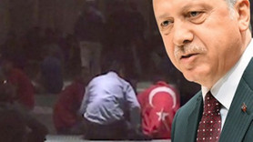 Cumhurbaşkanı Erdoğan sabah ezanı okudu!