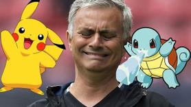 Mourinho'dan futbolculara Pokemon GO yasağı!