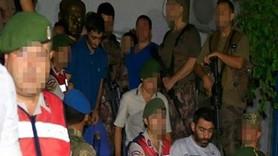 Erdoğan'a suikast girişiminde bulunan 11 darbeci asker yakalandı
