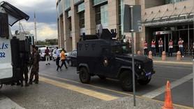 İstanbul'da 3 adliyede dev operasyon: Giriş çıkışlar kapatıldı!