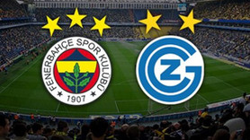 Fenerbahçe-Grasshoppers maçı ne zaman hangi kanalda?