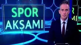 TRT Spor'da ilginç olay!