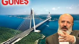Güneş Gazetesi'nden 3.köprü sitemi: Bize neden ilan vermediniz?
