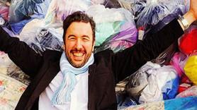 Türk oyuncu Arjantin'de yardım dağıtıyor!