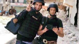 Savaş muhabirlerinin gözü kulağı Suriye'de yaşadıklarını anlattı