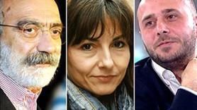 Ahmet Altan, Yasemin Çongar ve Taraf ekibi 'Balyoz' haberleri için hâkim karşısında