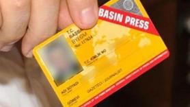 115 gazetecinin sürekli basın kartı iptal edildi!