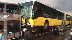 İşte metrobüs kazasına sebep olan saldırı!