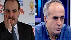 Başdanışman Mustafa Varank'tan selefi Ahmet Sever'e 'trol' davası