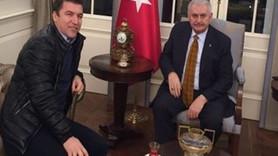 """Trump o isimden Başbakan Yıldırım'a böyle bahsetti: """"He is my best friend"""""""