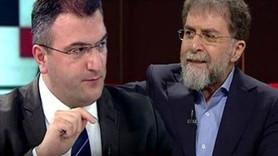 """Cem Küçük'ten Ahmet Hakan'a """"Sen kimsin"""" cevabı: Seni maymun gibi oynatan adamım!"""
