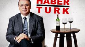 Habertürk TV'de şarap şişesi krizi! (Medyaradar/Özel)