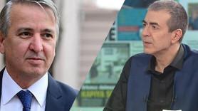 Aydın Ünal Cemil Barlas'a fena saydırdı: Mahalleye dadanan haşerat!