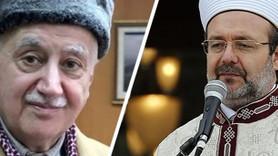 Mehmet Şevket Eygi'den Diyanet İşleri Başkanı'na: Sarıklı bürokrat; cami kutsal, Reina değil!