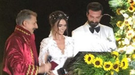 Hande Soral- İsmail Demirci evlendi