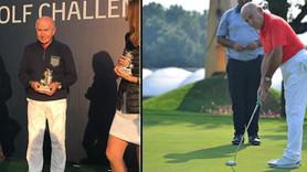 Turkcell Platinum Golf Challenge'da Nihat Özdemir rüzgarı!