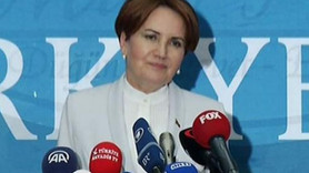 Şehit gazetecinin eşi Meral Akşener'e isyan etti!