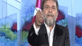 Ahmet Hakan'dan Oray Eğin ve Fatih Altaylı'ya çok sert yanıt; O penislerin karşısında..