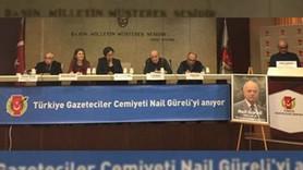 Emek gazeteciliğinin sembolü Nail Güreli anıldı