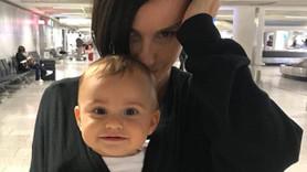 Gülşen bebeğini emzirdi, fotoğrafı beğen butonunu çökertti