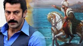 Fatih dizisinden Kenan İmirzalıoğlu'na ait ilk kare yayınlandı!