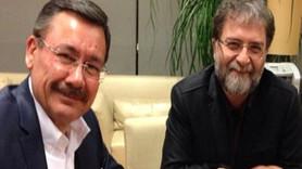 Ahmet Hakan'dan Melih Gökçek'e 5 bomba iş teklifi!