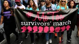 Hollywood'da cinsel tacize karşı büyük yürüyüş!