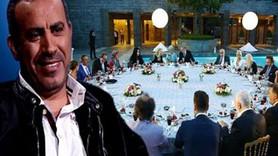 Haluk Levent bir hayli dertli: Cumhurbaşkanlığı davetindeki yemekleri gördükçe içim gidiyor