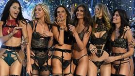 Victoria's Secret'a polis engeli!