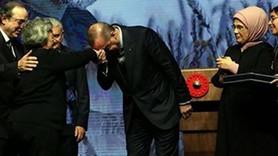Cumhurbaşkanı Erdoğan Meltem Cumbul'u hedef aldı: Nezaket fukarası!