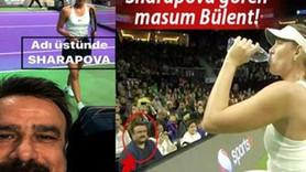 Bülent Serttaş, Maria Sharapova ile fotoğraf paylaştı, sosyal medya yıkıldı!